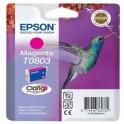 Cartucho EPSON R265 Magenta T0803