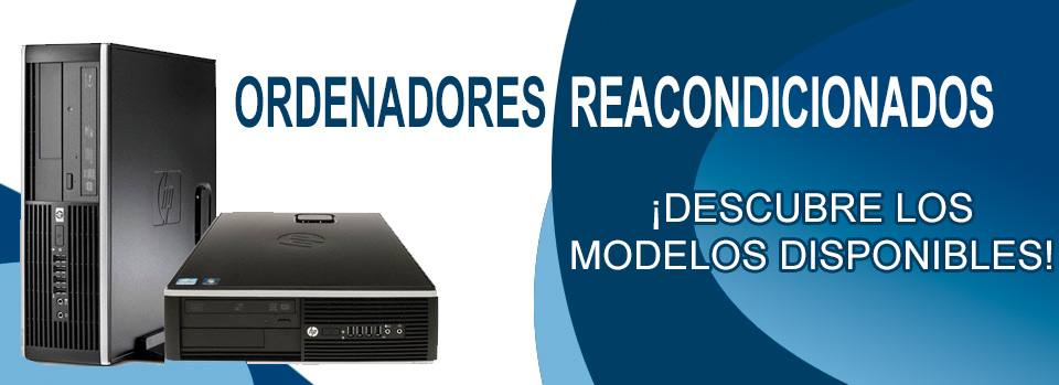PCs reacondicionados